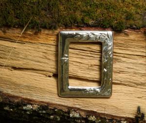 5001 cornice portafoto argento olivo - ambientata