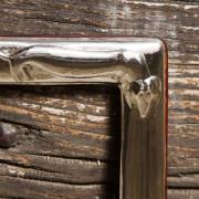 5023 cornice argento bassotto dettaglio