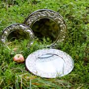 5031 spiecchiere argento giardino